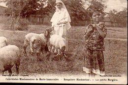 CP Catéchistes Missionnaires De Marie Immaculée - Bangalore Hindoustan - La Petite Bergère - India