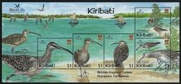 Kiribati 2004 - Mi-Nr. Block 53 ** - MNH - Vögel / Birds - Kiribati (1979-...)