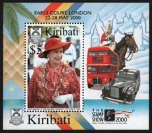 Kiribati 2000 - Mi-Nr. Block 43 ** - MNH - Queen Elizabeth - Kiribati (1979-...)