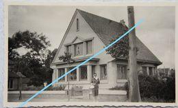 Photox3 DE PANNE 1954-8 Villa Bunker Kust - Lieux