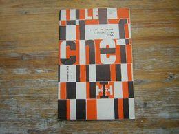 SCOUTS DE FRANCE JUILLET AOUT 1955 N° 314 - Movimiento Scout