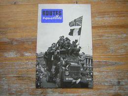 REVUE LES ECLAIREURS DE FRANCE   ROUTES NOUVELLES N° 92 JUIN 1964 - Movimiento Scout