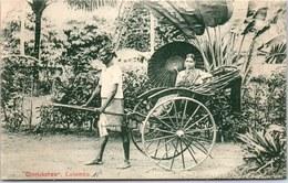 CEYLAN - COLOMBO - Ginrickshaw - Sri Lanka (Ceylon)