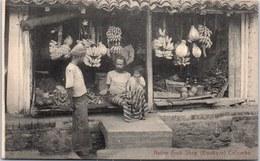 CEYLAN - COLOMBO - Native Fruit Shop - Sri Lanka (Ceylon)