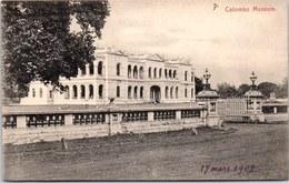 CEYLAN - COLOMBO - The Museum - Sri Lanka (Ceylon)
