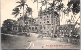 CEYLAN - COLOMBO - The Galle Face Hotel - Sri Lanka (Ceylon)