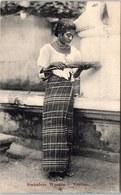 CEYLAN - Sinhalese Woman - Sri Lanka (Ceylon)