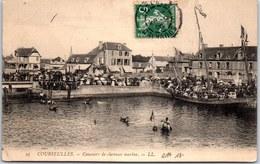 14 COURSEULLES - Concours De Chevaux Marins. - Courseulles-sur-Mer