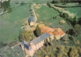 Abbaye Cistercienne De BELLAIGUE Mon Hist Vue Aerienne Puy De Dome 17(scan Recto-verso) MA1128 - France