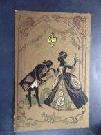 Ezio Anichini - Couple - Marquis/Marquise - Circulé: 1919 - Etat: Voir 2 Scans. - Andere Illustrators