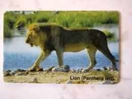 NAMIBIA   $50 LION    NAEI  0 BARRE - Namibia