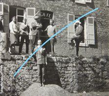 Photo FLOHIMONT Région Libramont Wideumont Verlaine Neuvillers 1928 Café - Lieux