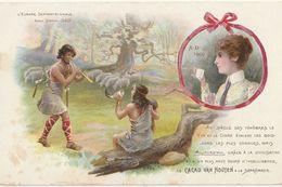 PUBLICITE -  Cacao VAN HOUTEN - Advertising