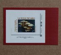 P3-B5 : Salon International De L'Agriculture 2016  /  Champignons  (autocollant / Autoadhésif) - France