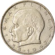 Monnaie, République Fédérale Allemande, 2 Mark, 1963, Stuttgart, TTB+ - [ 7] 1949-… : RFA - Rep. Fed. Alemana