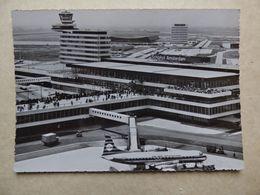 AEROPORT / AIRPORT / FLUGHAFEN    SCHIPOL  ELECTRA  KLM - Aérodromes