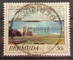 Bermuda S.G. 542 Gestempelt Used (9640) - Bermudes