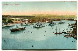 Malte MALTA Grand Harbour - Malta