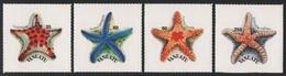 Vanuatu 2004 - Mi-Nr. 1204-1207 ** - MNH - Seesterne / Sea Star - Vanuatu (1980-...)