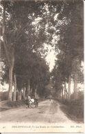 PHILIPPEVILLE (ALGERIE) La Route De Constantine En 1917 - Skikda (Philippeville)