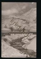 Saas-Fée - Sur Le Chemin De La Cascade Britannia [Z03-6.343 - Suisse