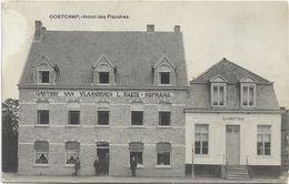 Oostkamp - Oostcamp   *  Hotel Des Flandres   (Gasthof Van Vlaanderen - L. Baete - Hofmans / Oud Gemeentehuis) - Oostkamp