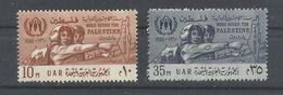 PALESTINA  YVERT   76/77   MNH  ** - Palestina