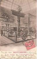 Automobile - HOTCHKISS Au Salon De L'Automobile De Paris En 1906 (ed : E. Le Deley) - Toerisme