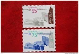 Europa CEPT NVPH 1451-1452 (Mi 1386-1387); 1990 POSTFRIS / MNH ** NEDERLAND / NIEDERLANDE - 1980-... (Beatrix)