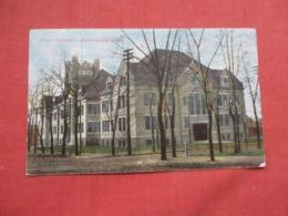 High School  Zanesville  Ohio > Ref 4122 - Zanesville