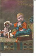 CARTE ENFANT Avec Poupée - Children