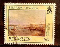Bermuda S.G. 609 Gestempelt Used (9641) - Bermudes