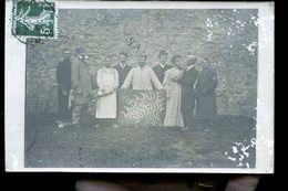 VERDUN MILITAIRES CP PHOTO - Verdun