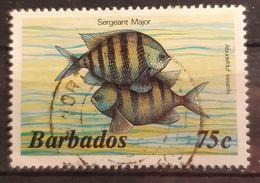Barbados S.G. 805B Gestempelt Used (9645) - Barbados (1966-...)
