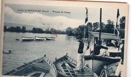Thème Sport Nautique. Carnet De 10 Vues Sur Le Camps De Bouafles  27   Dont 3 Vues Scannées   (voir Scan) - Postkaarten