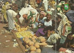 ( ABIDJAN )( COTE D IVOIRE )( LE MARCHE ) - Ivory Coast
