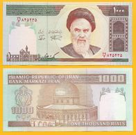 Iran 1000 Rials P-143c 1997 UNC Banknote - Iran