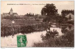 21. Mirebeau Sur Beze. La Beze Et Le Pont - Mirebeau