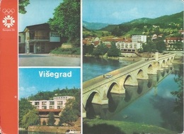 Postcard RA013126 - Bosnia (Bosna Hercegovina) Republika Srpska Visegrad - Bosnia Erzegovina
