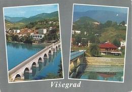 Postcard RA013127 - Bosnia (Bosna Hercegovina) Republika Srpska Visegrad - Bosnia Erzegovina