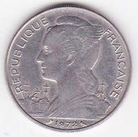 ILE DE LA REUNION. 100 FRANCS 1972 - Réunion
