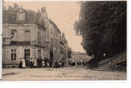 Fontenay-le-Comte-La Place Viète à La Route De La Châtaigneraie - Fontenay Le Comte