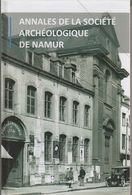 Annales De La Société Archéologique De Namur  2017 - Belgium