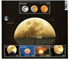 2016 - BL  245 - L'astronoie. Super Lune - Velletjes