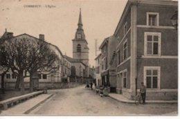 La Place Viète à La Route De La Châtaigneraie - Commercy