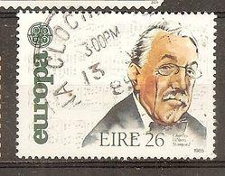 Irlande Ireland 1985 Europa Obl - 1949-... République D'Irlande
