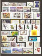 Allemagne Fédérale 1993 - Année Complète MNH - YT 1477/1540 - Lots & Kiloware (mixtures) - Max. 999 Stamps