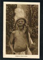 CPA - CAMEROUN FRANCAIS - Indigène En Tenue De Deuil - Cameroun