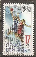 Czech Republik 2010 Basketball Obl - República Checa