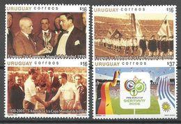 Uruguay,Football Anniversaries And Events 2005.,MNH - Uruguay